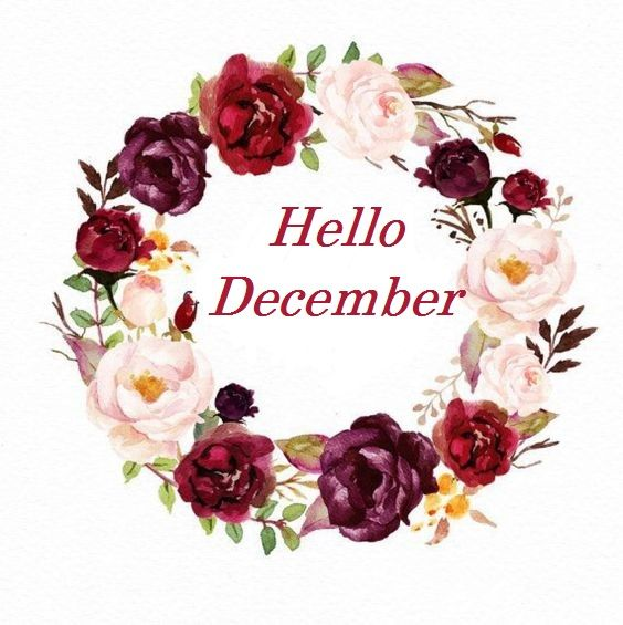 Hello December Images