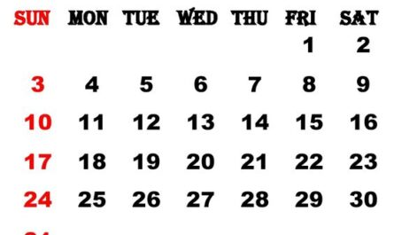 May 2020 Printable Calendar Template